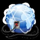 Земля подключенная к сети