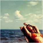 Лето, солнце. море, пляж, девушка
