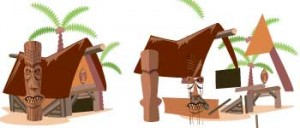 Пример рисунка в Adobe Illustrator CS5