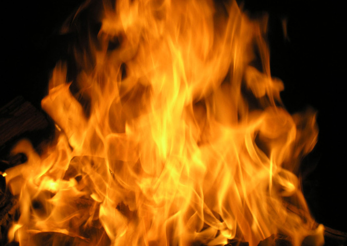 кисти для фотошопа огонь: