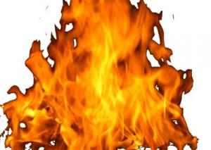 Огонь для фотошопа
