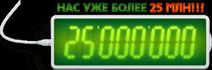 25 млн. участников в МММ-2011