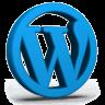 Wordpress значок, иконка вордпресс