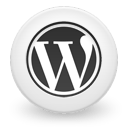 Иконка WordPress