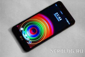 LG X-Power отзывы